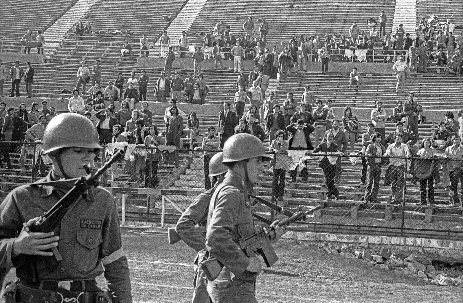 Centro de Tortura · 1973